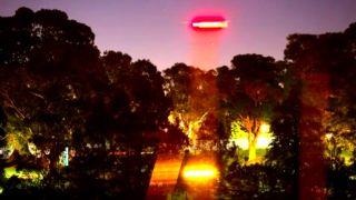 Russell Crowe UFO Video