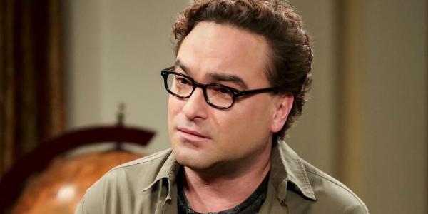 The Big Bang Theory Leonard Hofstadter Johnny Galecki CBS
