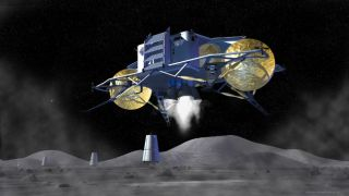NASA Names Next Generation Moon Lander 'Altair'
