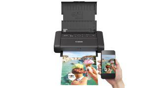 Canon PIXMA TR150 portable printer