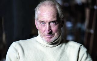 An actor who needs no introduction kicks off the new series, Charles Dance