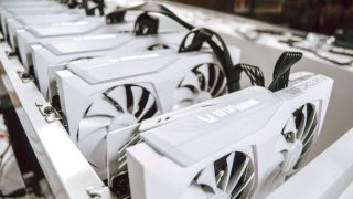 RTX 3070 Crypto mining rig from Zotac