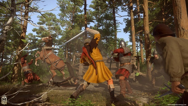 Kingdom Come Deliverance: a guide to the best side quests