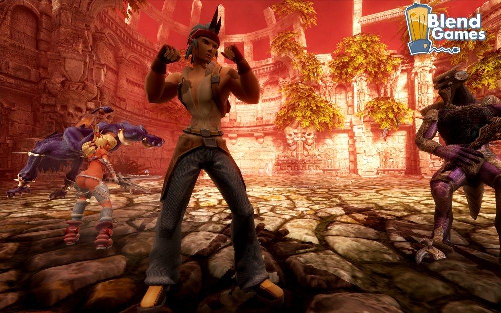 New Screenshots For Velvet Assassin And X-Blades #5702