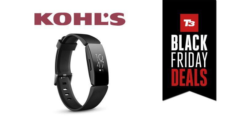 best Kohl's Cyber Monday Fitbit deals
