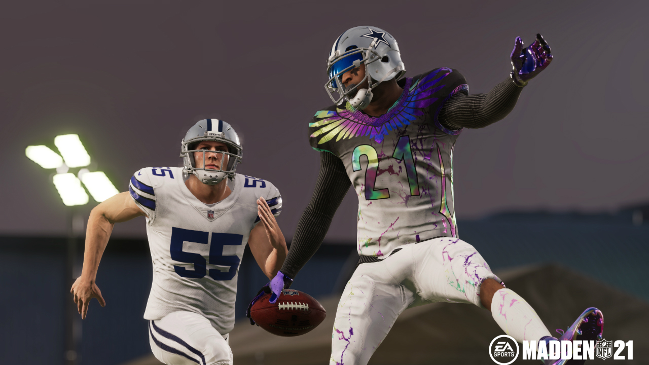 How to become a great player in Madden 21?