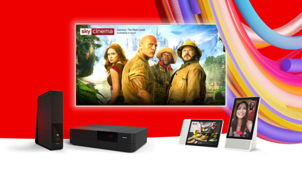 Virgin Media's new TV and broadband deals are the perfect lockdown upgrade