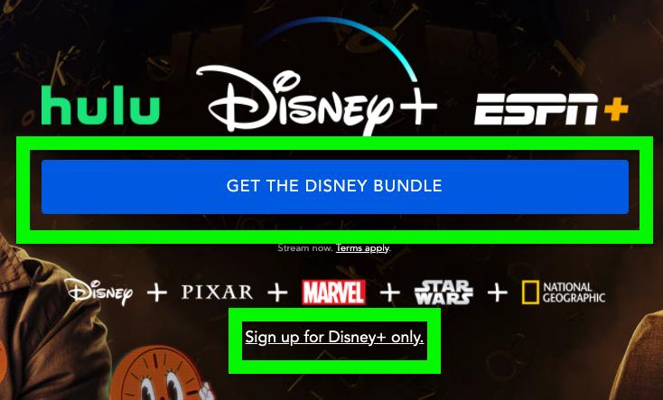 Prijava za Disney plus: započnite ovdje