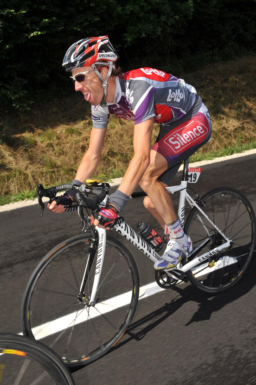 tour de france, 2009 tour de france, stage 14, besancon, serguei ivanov, mark cavendish, thor hushovd, alberto contador, lance armstrong