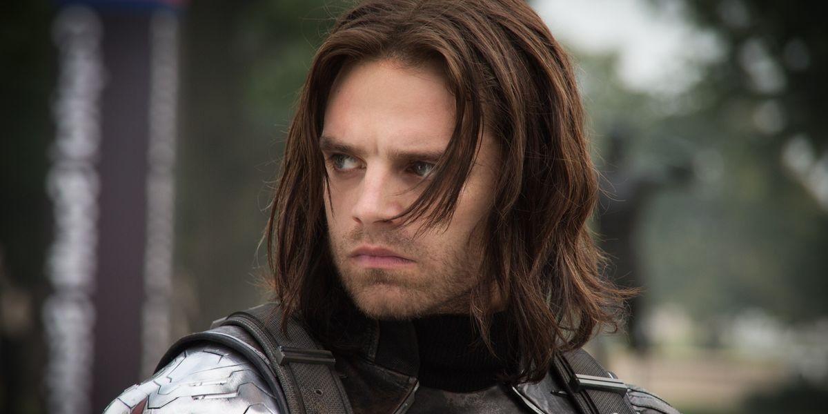 Sebastian Stan - Captain America: The Winter Soldier