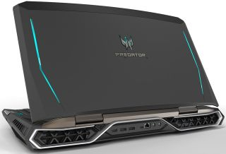 Acer s crazy big Predator 21 X laptop wields a curved display and two GTX  1080s 66469867a4
