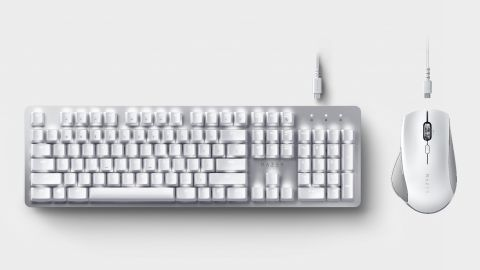 Razer Pro keyboard and mouse