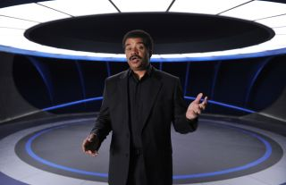 Neil DeGrasse Tyson Hosts 'Cosmos' Episode 2
