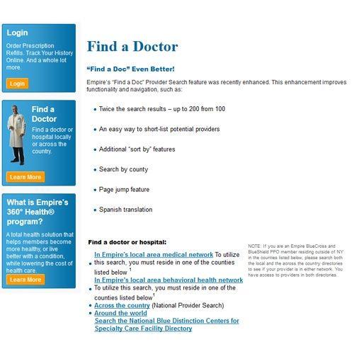 Empire BlueCross BlueShield Review - Pros, Cons and Verdict