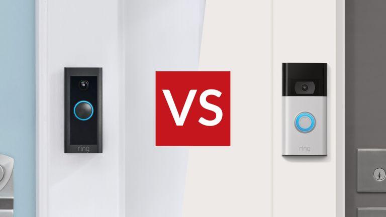 Ring Video Doorbell vs