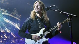 Opeth's Mikael Åkerfeldt performs live