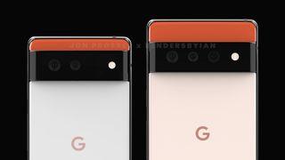 Google Pixel 6 vs Pixel 6 Pro