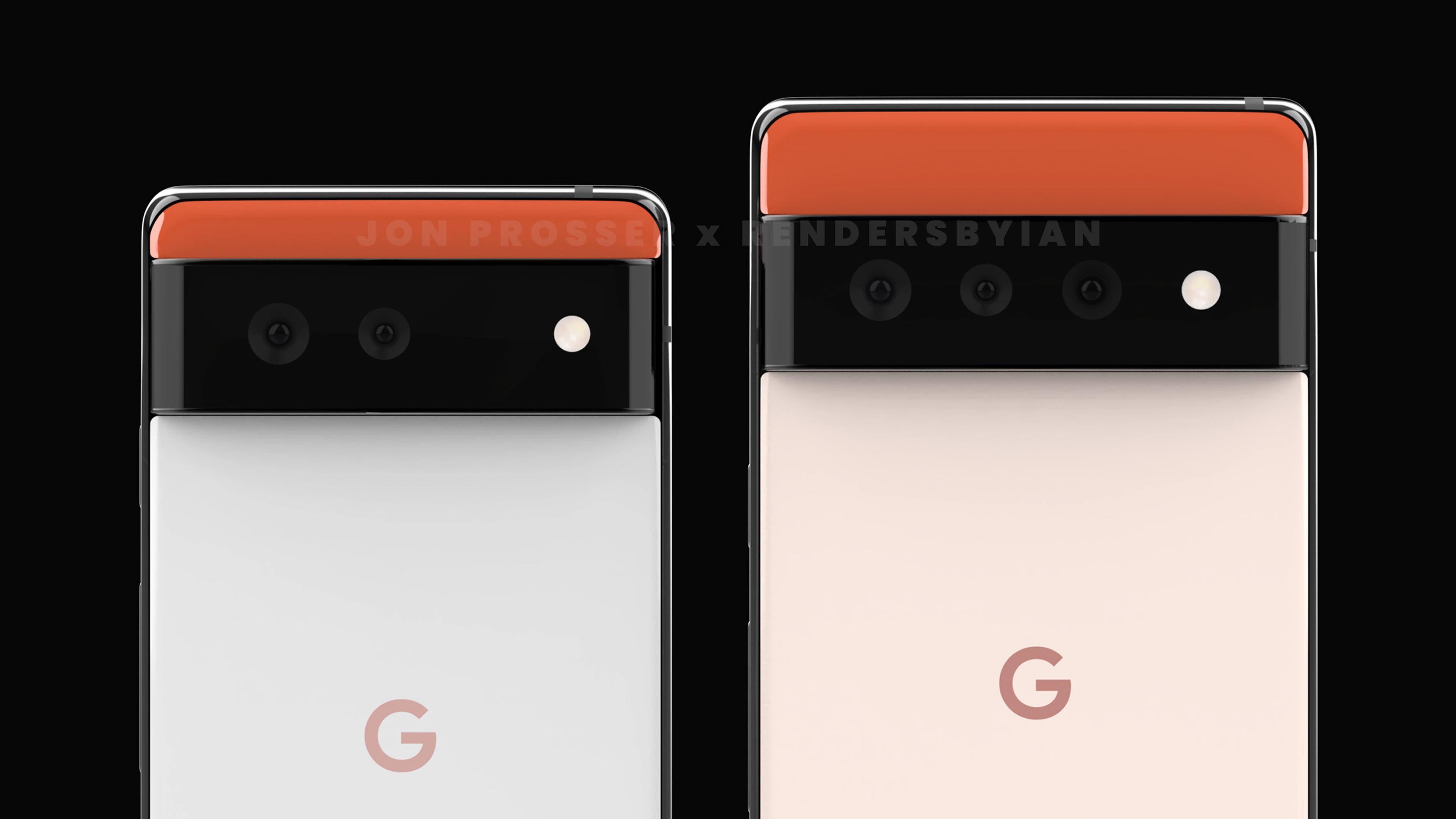 Cámaras Google Pixel 6