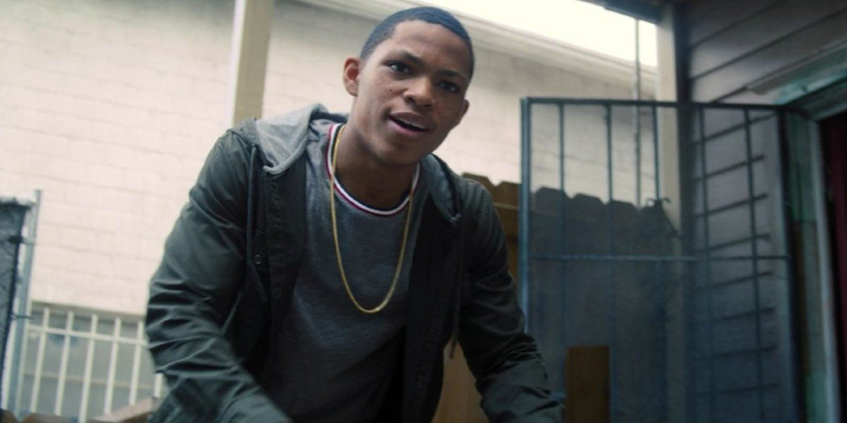 Eli Bradley (Elijah Richardson) speaks on The Falcon and the Winter Soldier (2021)
