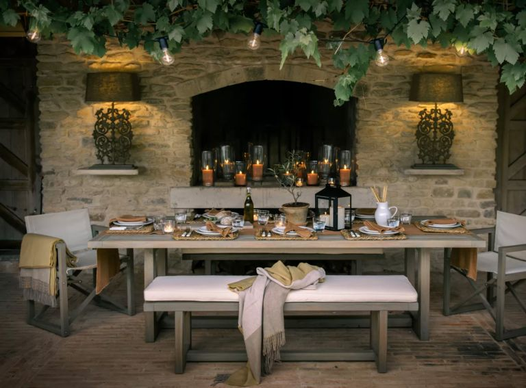 Outdoor dining ideas
