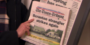 The Office Star Shares Thoughts On The Scranton Strangler Theory