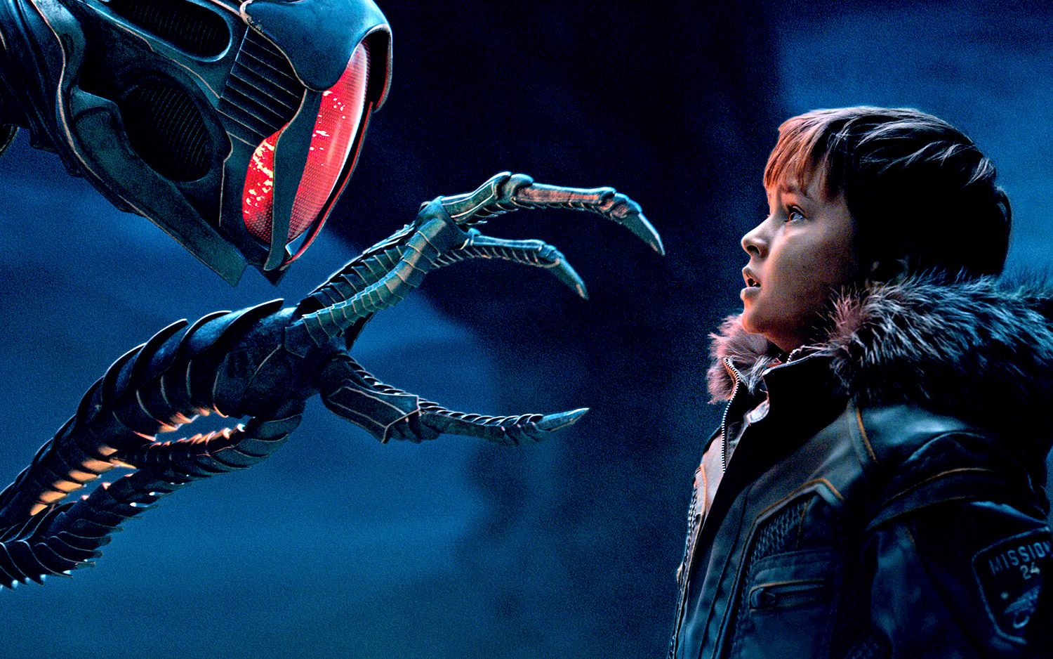 Netflix's 'Lost in Space' Season 1 Now Available on Blu-ray/DVD