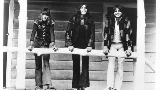 1970: Photo of Emerson Lake & Palmer
