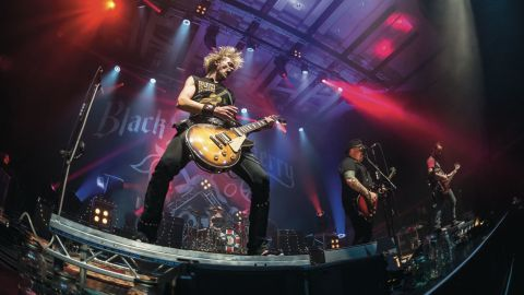 Brighton rocked: Black Stone Cherry taking the Dome by storm
