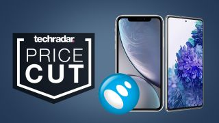 Tesco Mobile S Black Friday Sale Is Here With Cheap Galaxy S20 Fe And Iphone Xr Deals Techradar