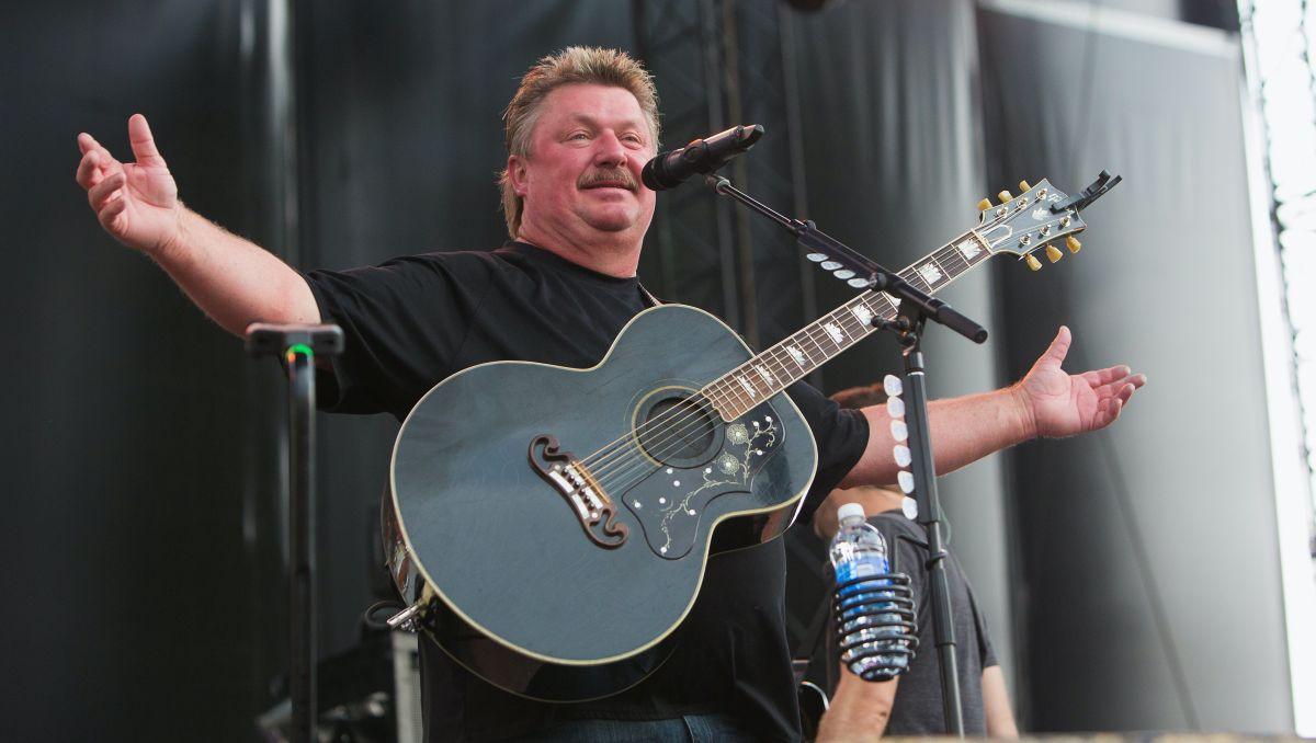 Country music hitmaker Joe Diffie dies aged 61 from coronavirus complications