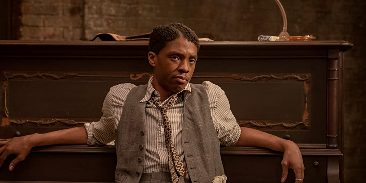 Anthony Mackie Reveals Why He Hasn't Been Able To Watch Chadwick Boseman In Ma Rainey's Black Bottom Yet