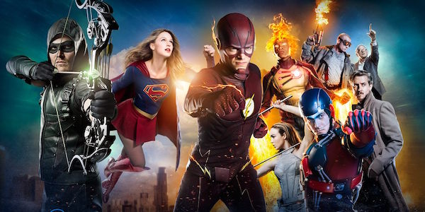 Arrow The Flash Legends of Tomorrow Supergirl