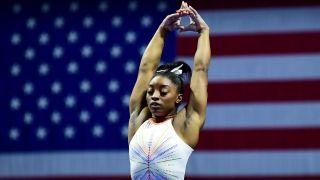 2021 US Gymnastics Championships live stream with Simone Biles