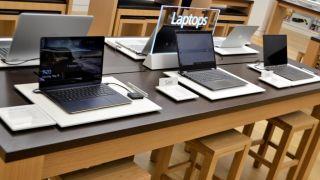 Les ventes PC augmentent