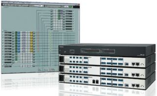 Extron Introduces New 12x8 Audio DSPs