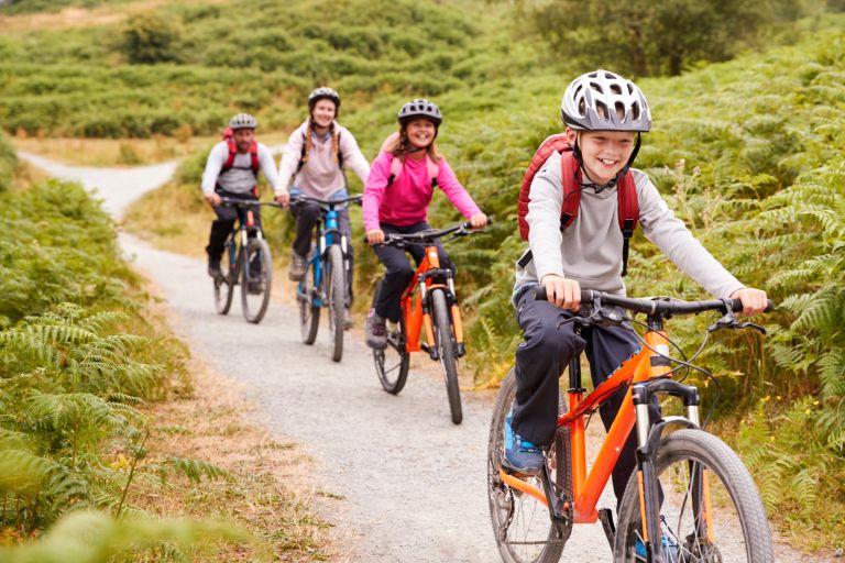 Mountain bike v hybrid