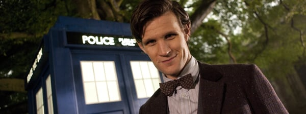 Matt Smith Doctor Who Eleventh Doctor