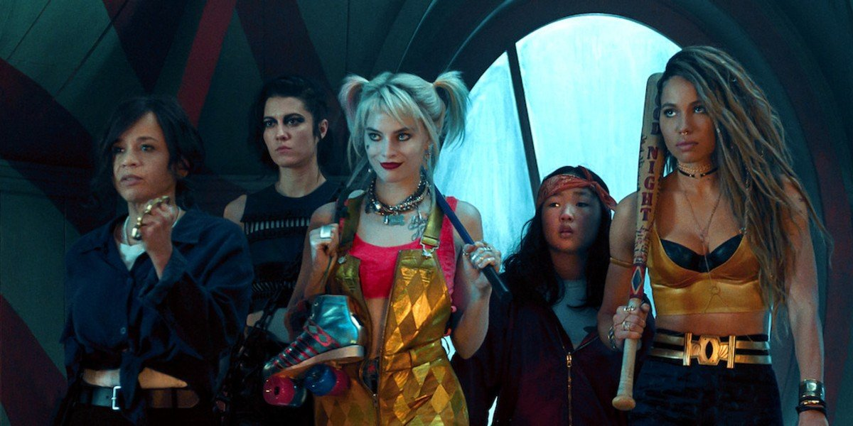Birds Of Prey 9 Cool Behind The Scenes Facts About The Harley Quinn Movie Cinemablend
