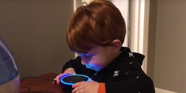 Kid Asks Amazon Alexa To Play Something, Gets Porn Instead