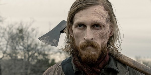 Dwight Austin Amelio Fear The Walking Dead AMC
