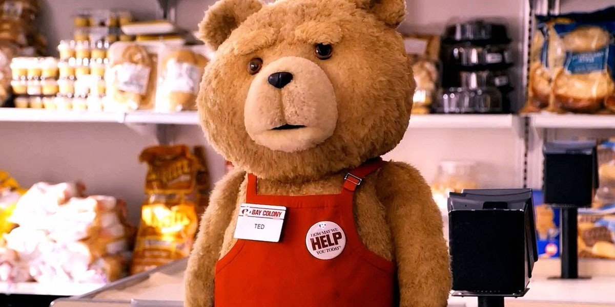 Ted in Ted (2012)