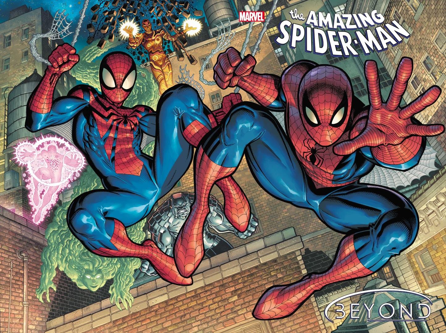 Portada de Amazing Spider-Man # 75