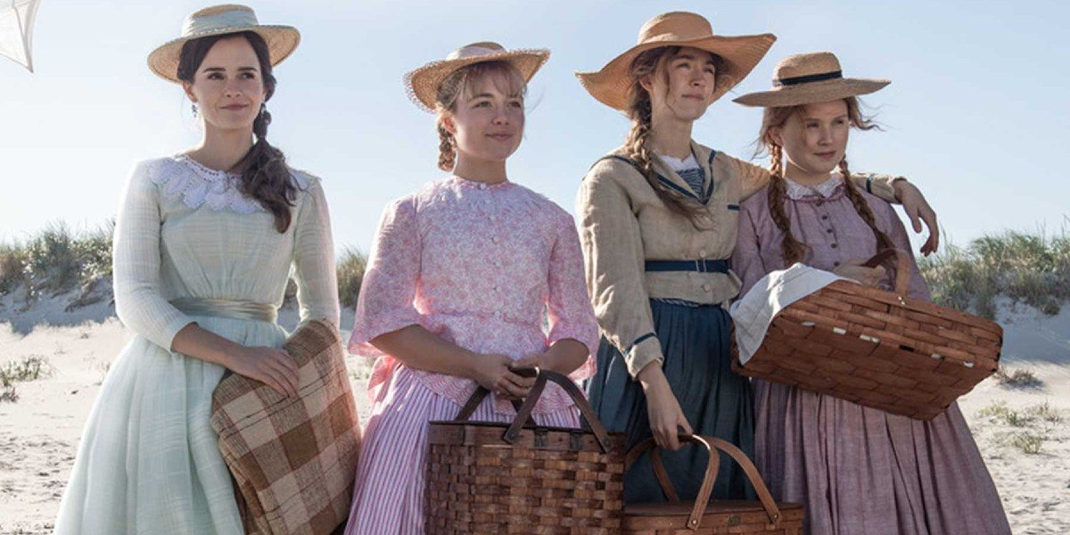Emma Watson, Florence Pugh, Saoirse Ronan, Eliza Scanlen - Little Women (2019)