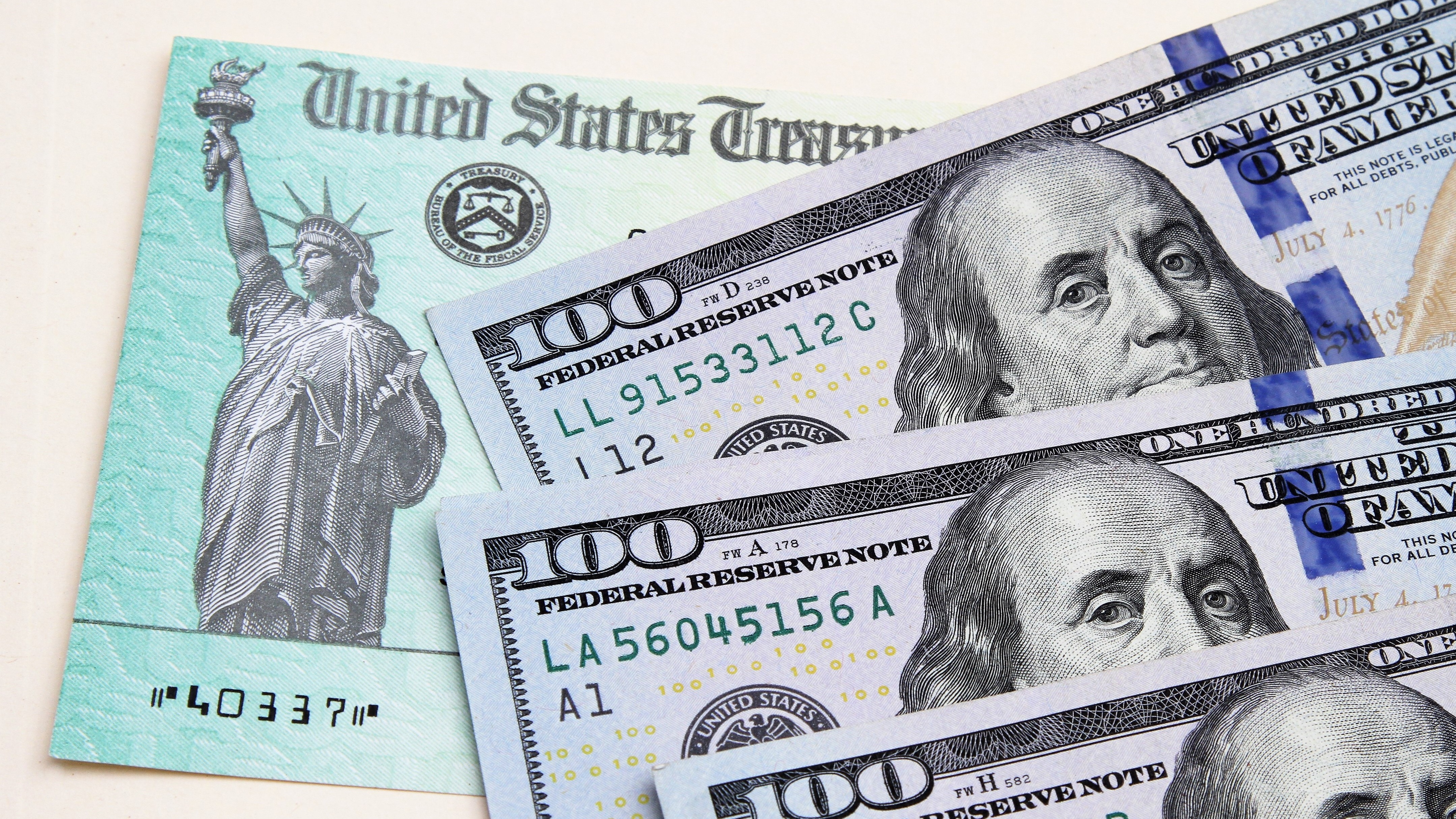 $1,400 stimulus checks — here's who could be eligible for ...