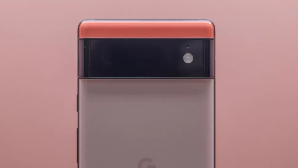 A photograph of the Google Pixel 6 Pro