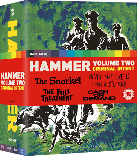 Hammer Volume Two Criminal Intent