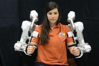 HARMONY rehab exoskeleton