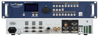 Analog Way Exhibits Switchers and Matrix at ISE 2012