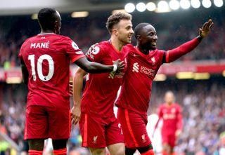 Liverpool v Burnley – Premier League – Anfield