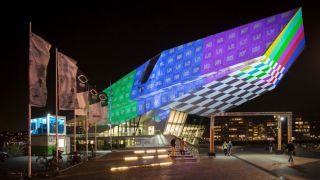 Finalists Named for World Masters of Projection Mapping